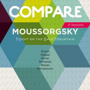 Mussorgsky_ Night On the Bald Mountain, Giulini vs. Hubad vs. Dorati vs. Ormandy vs. Reiner vs. Mitropoulos (Compare 6 Versions)